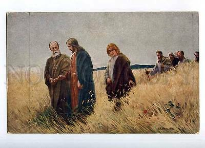 232137 RUSSIA WEHLE They followed him JESUS Vintage Richard PC