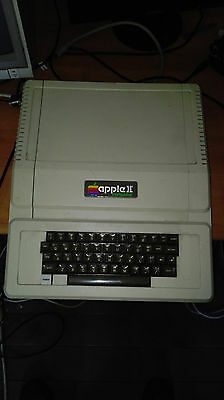 Vintage Apple ][ II europlus A2S2 in working condition