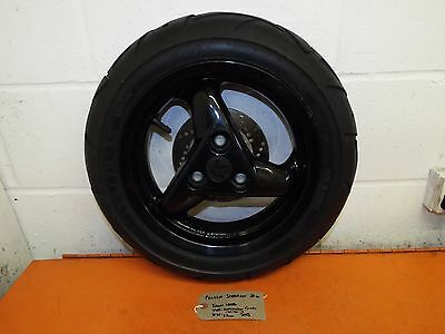 Peugeot Speedfight 2 a/c 50cc 2003 Front Wheel, Brake Disc and Tyre