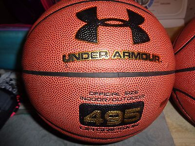 New Under Armour 495 Mens UA Gripskin Basketball