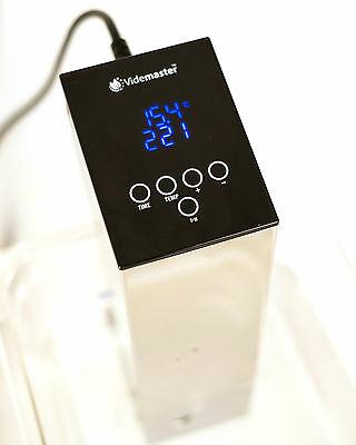 Sous Vide Precision Thermal Immersion Circulator Cooker by Videmaster