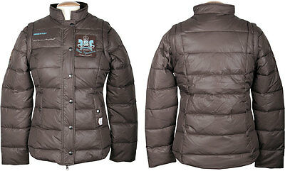Jacket Norfolk-Chocolate by Harry's Horse-26204707BC RRP $139.95 .