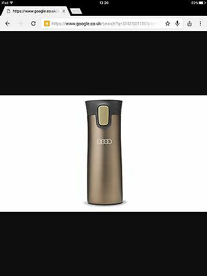 Audi Beige Thermo Flask