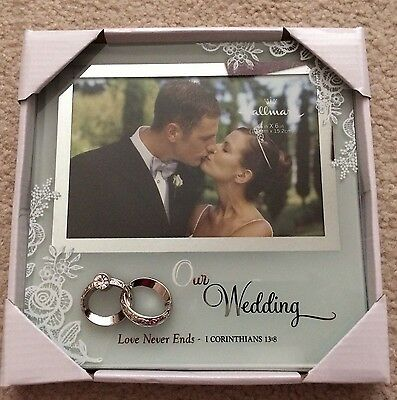 NEW PICTURE FRAME WEDDING 4x6
