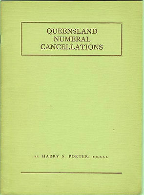 AUSTRALIA. Queensland Numeral Cancellations. by H. PORTER.