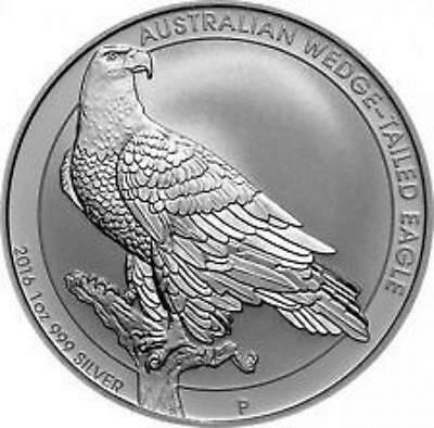 Wedge-tailed Eagle 2016 - 1 Once neuve argent 999 ‰ - 1 Oz silver coin