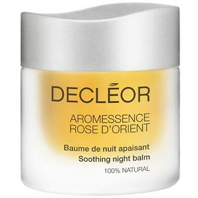 Decleor 15ml Aromessence Rose d'Orient Soothing Night Balm