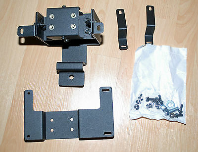 Rockwell Collins Mfd Police Vehicle Mount For Mfd, Monitors, Laptops Or Tablets