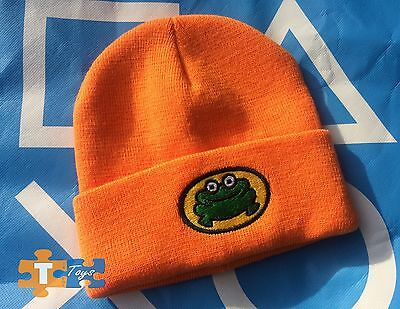 "PlayStation Experience 2016 Official PaRappa the Rapper Official Beanie ""NEW"""