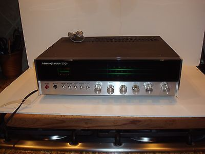 HARMAN KARDON 330C AM/FM Stereo Receiver Excellent Condition Fast Shipping