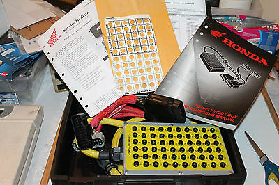 HONDA Tool Motorcycle PGM-FI Fuel Injection Pin Out Box Test Harness Kit 50-1023