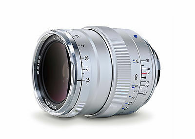 Zeiss 35mm f/1.4 Distagon T* ZM Lens for M-Mount (Silver)