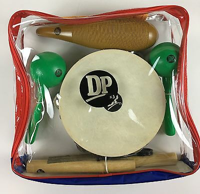 Parranda Kit By DP Percussion. Party Kit By DP Percussion.