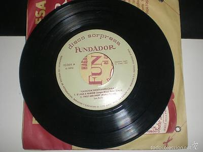 Ep Cancion Norteamericana - Lou Barry + 3 - Disco Fundador 1964 Vg+