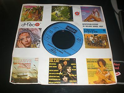 Single Thin Lizzy - Whisky In The Jar - Decca Netherlands 1972 Vg+