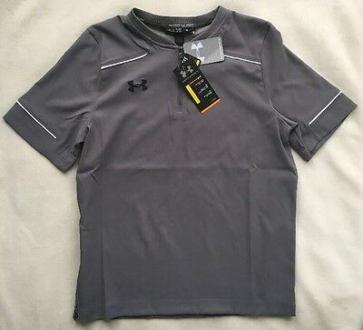 Under Armour Boys Cage To Game Ultimate Jacket Youth XL Baseball NWT $49.99