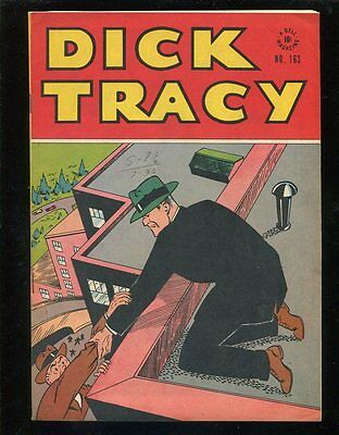 Dick Tracy Four Color 163 Very Fine 1947