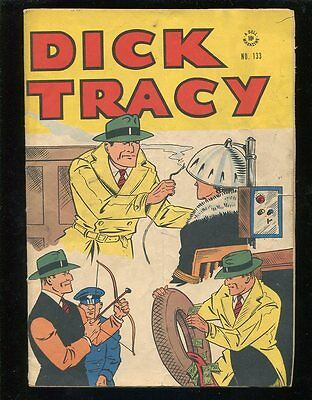 Dick Tracy Four Color 133 VG-