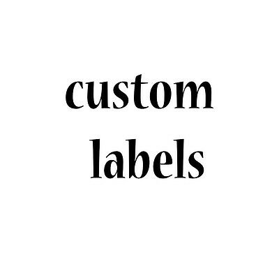 108 Round labels or less custom print and cut Stickers