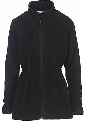 Woolrich Andes Fleece Long Jacket, Womens