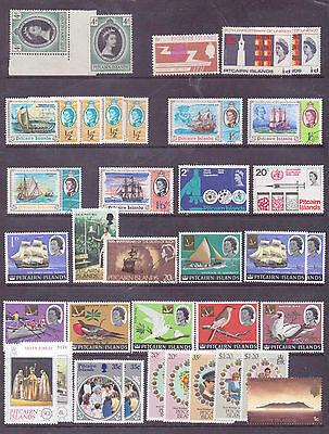 PITCAIRN Is. QE11. Selection of Mint & Used  ( D624)