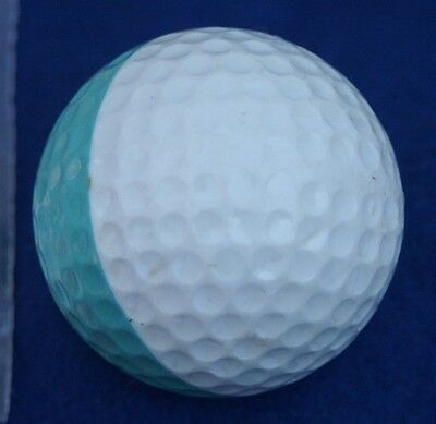 RARE_PING Promorional Golf Ball  2-Tone Teal/White  rb157