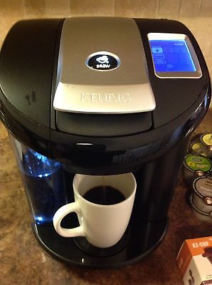 Keurig Vue V600 Coffee Maker With A KZ-CUP ,39 Vue Cups ,And More Excellent!!!