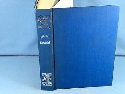 Infantry Regiments of The U.S. Army by James A. Sawicki - Signed Inscription