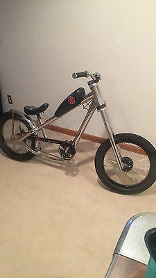 west coast choppers jesse james chopper bicycle