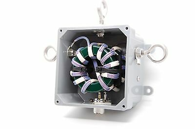 4:1 Dual Core Current Balun for OCF Antennas by Balun Designs, 1-54 MHz, 5kW