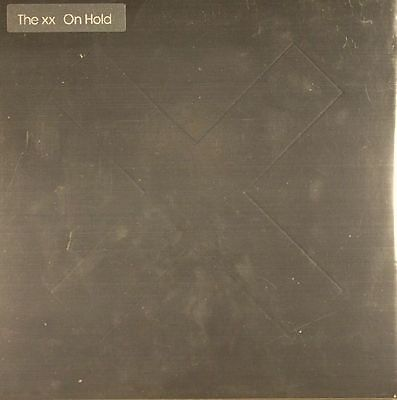 """XX, The - On Hold - Vinyl (limited 1-sided etched 7"""")"""