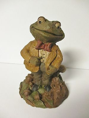 Tom Clark Figurine Toad  Wind In The Willows 1983
