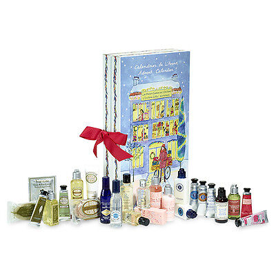 L'occitane 2016 Holiday Advent Calendar New Sealed  Priority Shipping