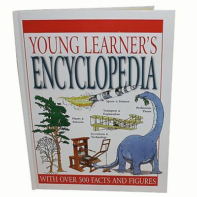 Young Learner's Encyclopedia Kinder Buch - Hardcover