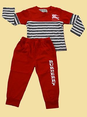 Girls boys children Unisex Outfit top & Pants Size 2,3,4,5, 6