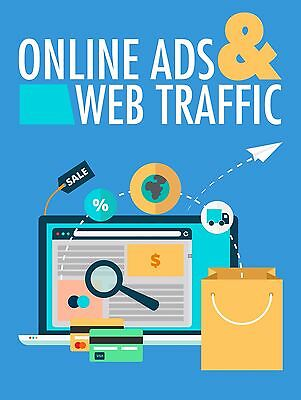 Online Ads & Web Traffic Free Shipping ebook Full Resell Right PDF