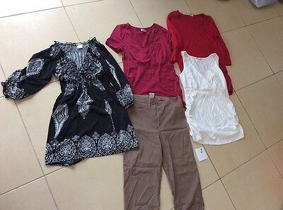 Maternity Clothes; Size 12