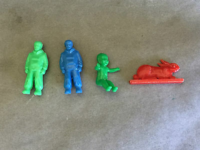 Vintage Cereal Toys?? Unknown