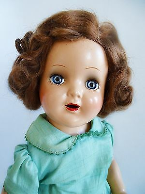 "GORGEOUS Vintage Early 1930's ""NANCY"" 20"" Composition Mama Doll by Arranbee"