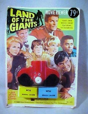 Land of the Giants TV Movie Viewer & Coloring Book Set