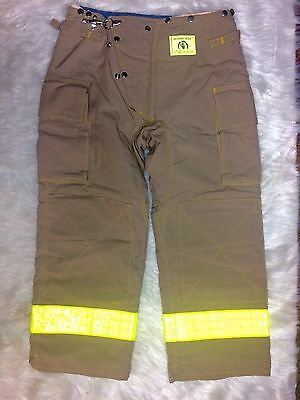 Morning Pride Pants Turnout Gear 36x30 Structural Fire Fighting Gear Firefighter