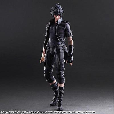 PS4 Final Fantasy 15 FF XV Noctis PVC 25cm Action Figure Statues WITH BOX NEW!