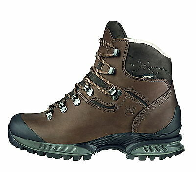 HANWAG Trekking Shoes Tatra Wide Lady Leather Size 6 (39,5), Earth