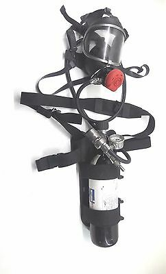 Drager pa90 lifeguard breathing apparatus single cylinder (2)