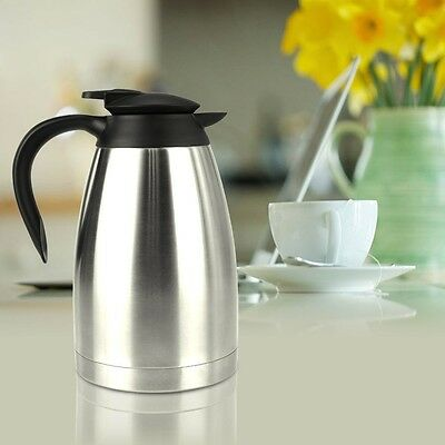BESTEK Vacuum Carafe Thermal Coffee Carafe Pot Pitcher Drink Tea Container 50 oz