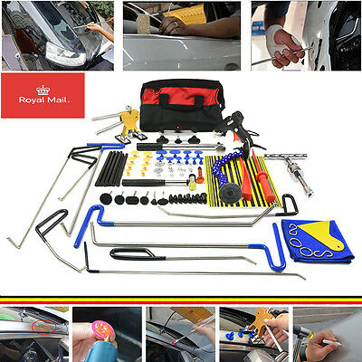 PDR Rods Dent Repair Removal Tool Big Kit Perfect for Door Ding Hail Repair Tool