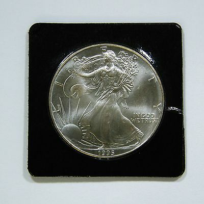1 OZ Silber One Dollar 1995
