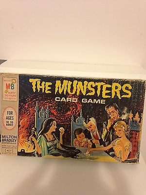 Munsters Board Game