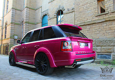 2004 -2009 Range Rover Sport Barugzai  AutoBiography 2012 style body kit