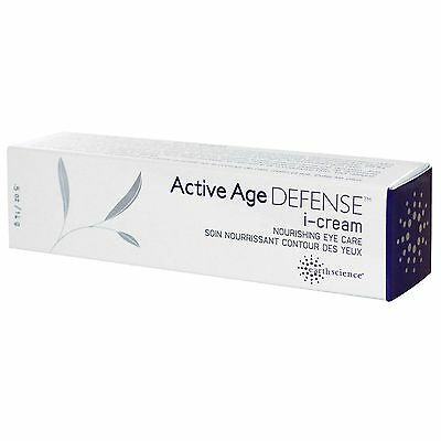 Earth Science - Active Age Defense i-cream Nourishing Eye Care - 0.5 oz.